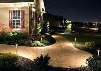 Landscape Lighting Pic