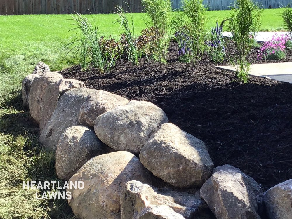 Landscape Projects Heartland Lawns